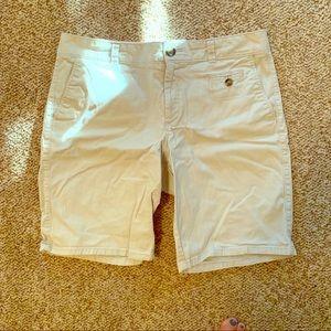 Dockers Tan Bermuda Shorts
